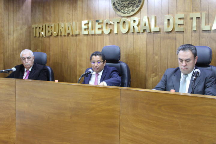 TET: sin cumplir PS publicación en municipios de listas de participantes a Congreso Estatal