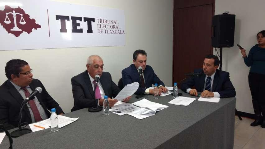 Para ser resueltas, TET reencausa impugnaciones del ITE sobre ampliación presupuestal