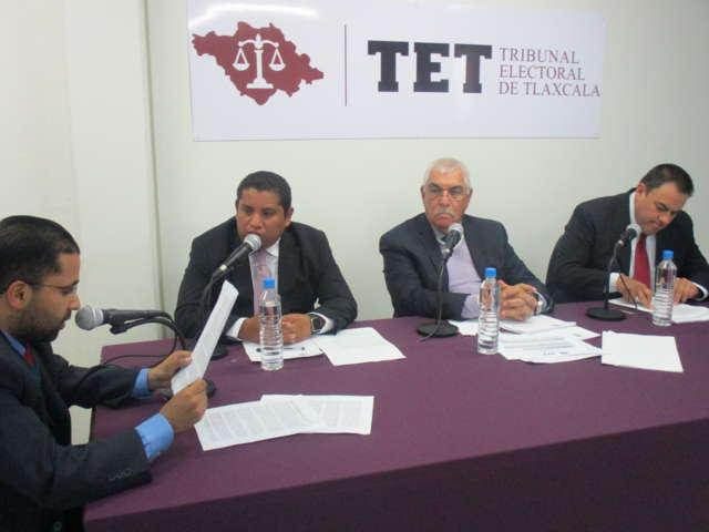 Confirma TET validez de elecciones en Contla de Juan Cuamatzi, Cuapiaxtla y Huexotitla