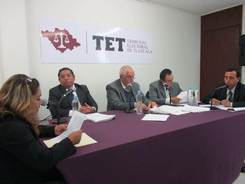 Anula TET elección de ayuntamiento de Terrenate