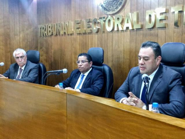 Solicita TET al Legislativo un informe sobre avances de representación indígena en ayuntamientos