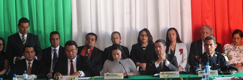 Conmemoran la anexión de Calpulalpan a territorio tlaxcalteca