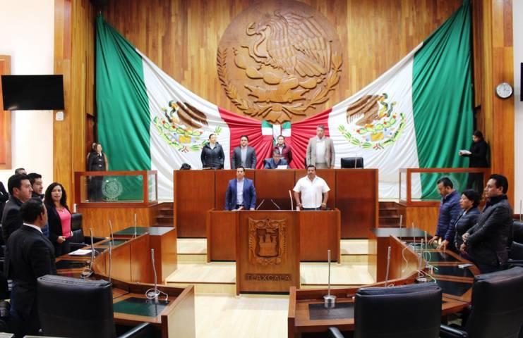 Clausura Congreso periodo ordinario de sesiones