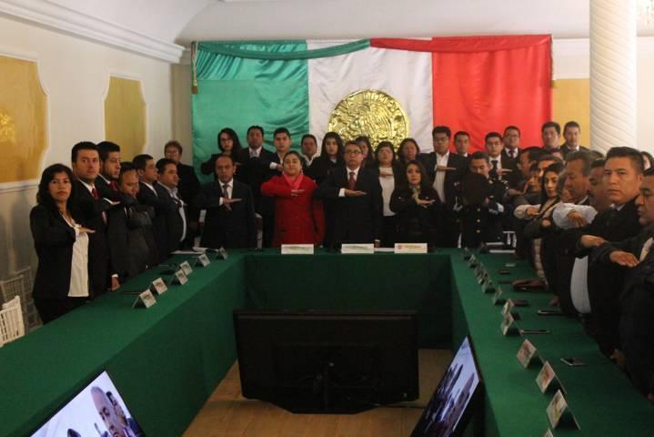 Zacatelco capital del estado por un día en el Centenario Luctuoso de General Domingo Arenas Pérez