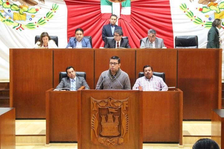 Aprueban convocatoria para Décimo Parlamento Infantil, Tlaxcala 2018