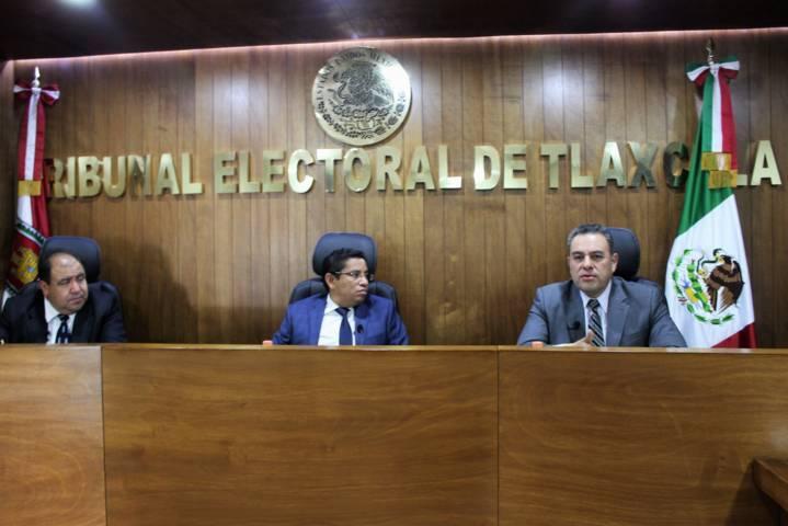 Ordena TET a autoridades de Tzompantepec garantizar funciones a presidenta de comunidad