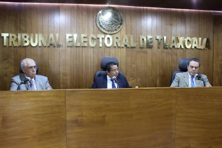 Confirma TET acuerdo del ITE sobre colocación de emblemas partidistas en la boleta electoral