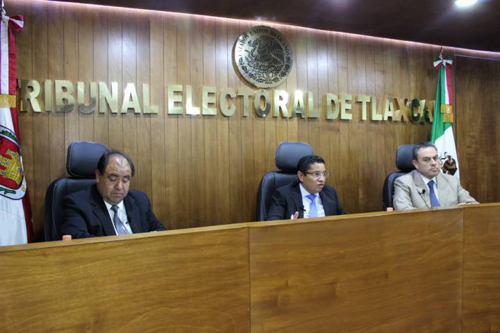 Confirma TET acuerdo del ITE sobre distribución de prerrogativas a partidos