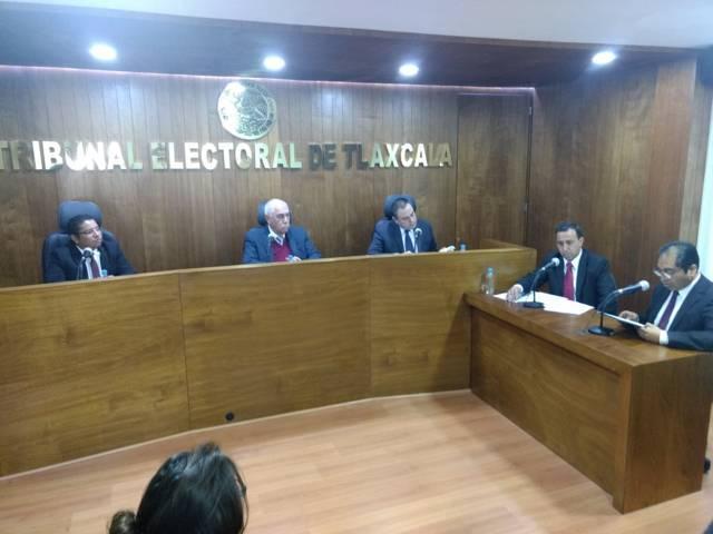 Sobresee TET impugnación del PVEM sobre el proyecto de presupuesto del ITE