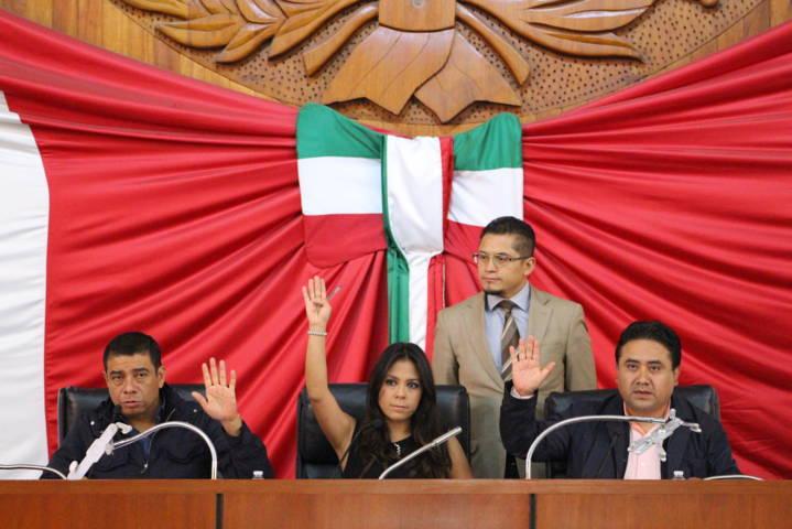 Presentan en el Congreso iniciativa para reformar la Ley de la CEDH