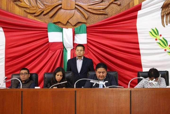 Amplían plazo de inscripciones para participar en Sexto Parlamento Juvenil Tlaxcala 2017