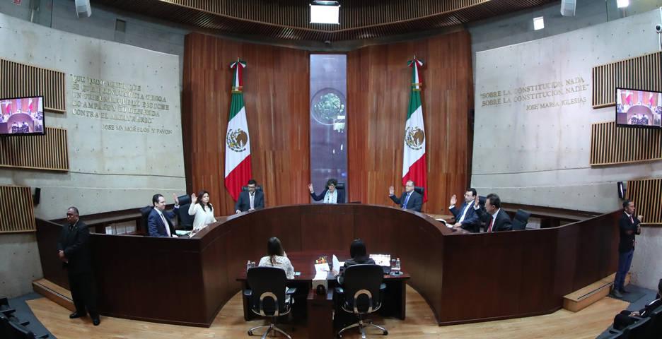 TEPJF confirmó la asignación de escaños de representación para el congreso de Tlaxcala