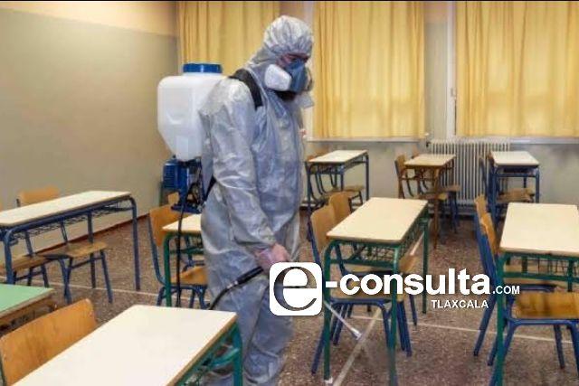 El millonario negocio de la sanitización en las escuelas