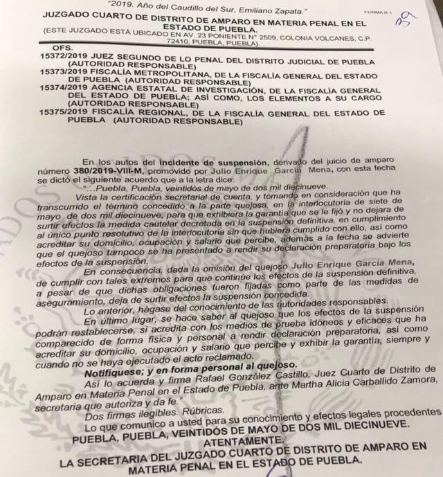Acusan a notario de Calpulalpan implicado en falsificación de documentos