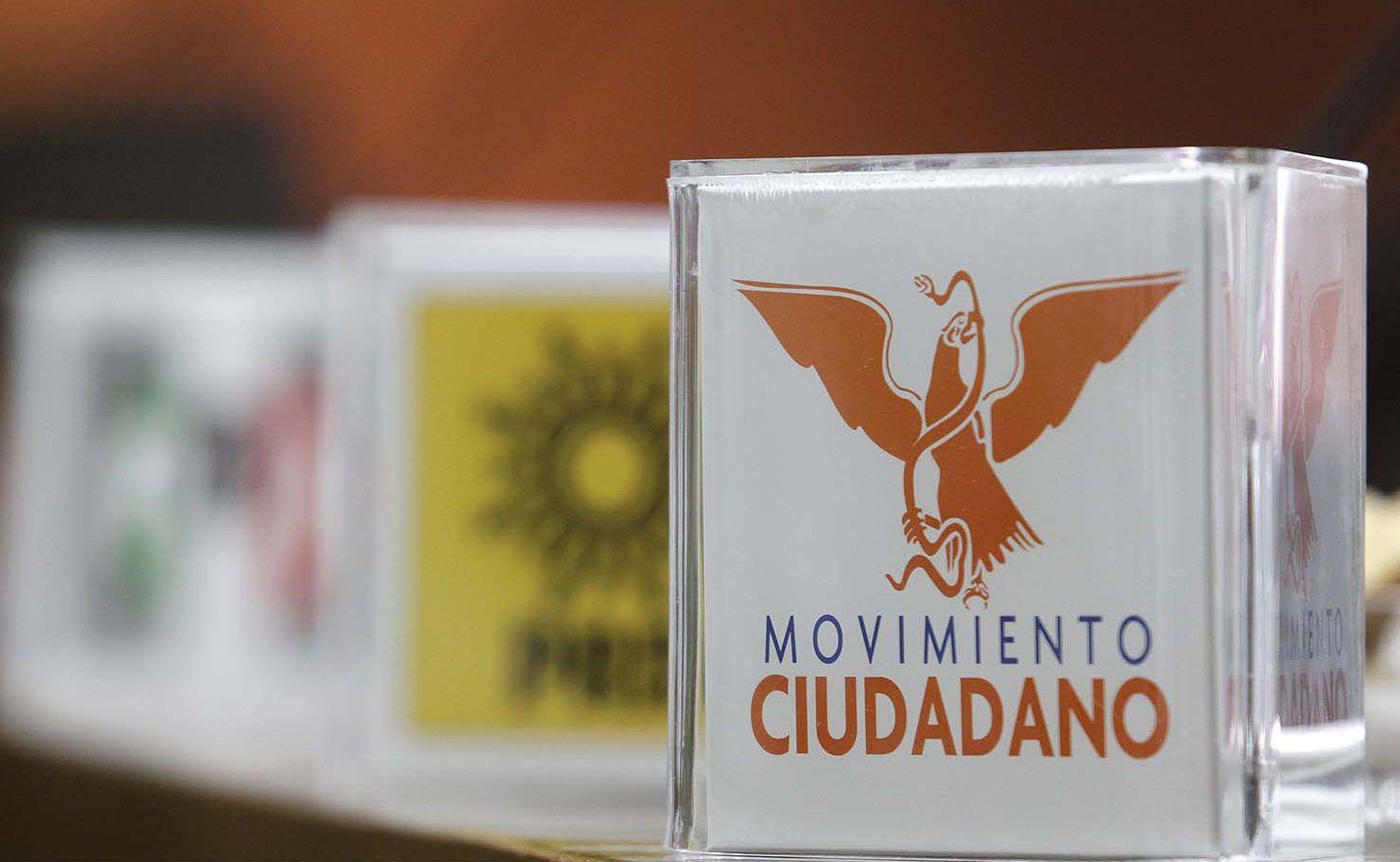 Posibilidad de que este viernes Movimiento Ciudadano defina candidaturas