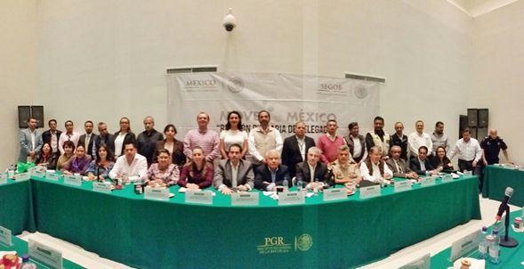 Delegados Federales se comprometen a seguir sumando esfuerzos por Tlaxcala
