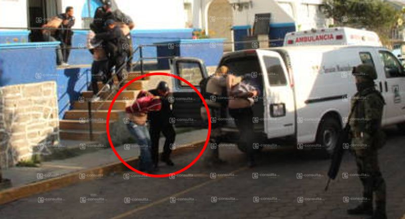 Uno de los 5 secuestradores de Atlangatepec era la victima