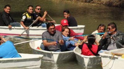 El Centro Recreativo Quiahuixtlán impulsara el turismo en el municipio: alcalde