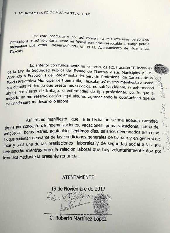 Policía que atente contra la ciudadanía será dado de baja: alcalde