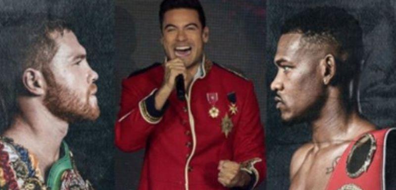 El tlaxcalteca Carlos Rivera entonará el himno nacional en pelea de Canelo-Jacobs