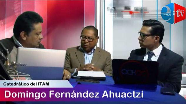 González Zarur gobernó con corrupción y abuso de poder: Fernández