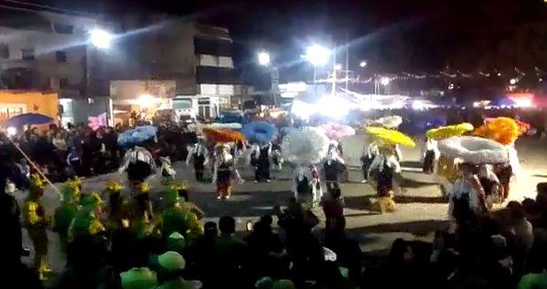 Cierran actividades culturales con camadas en Santa Cruz