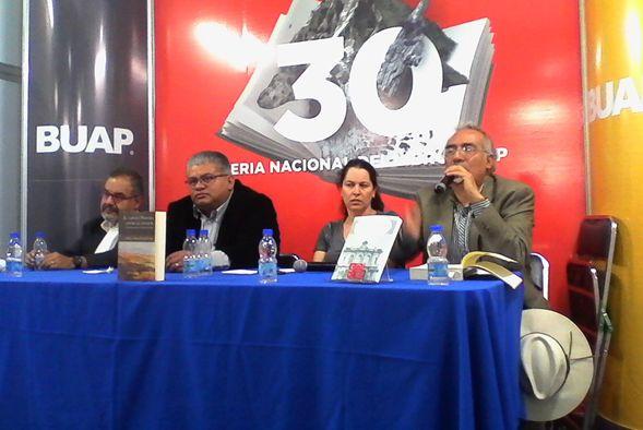 Participa Municipio de Tlaxcala en 30º Feria del Libro Universitario BUAP