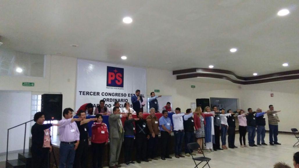 Eligen nuevo Presidente del Partido Socialista en Tlaxcala