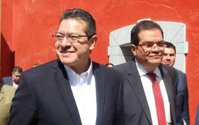 Sánchez Jasso reconoce el trabajo del Gobernador Marco Mena en su 1er informe