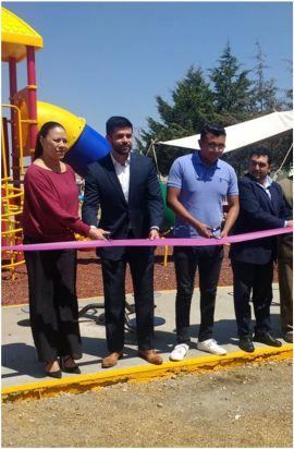 "Coca-Cola FEMSA inaugura ""Vive Tu Parque"" en Calpulalpan"