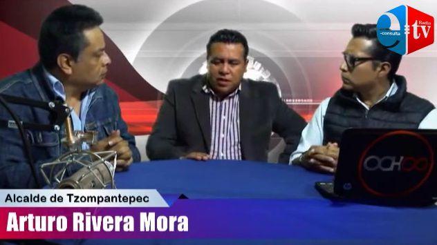 Gestionó Rivera Mora 4MDP extraordinarios para Tzompantepec