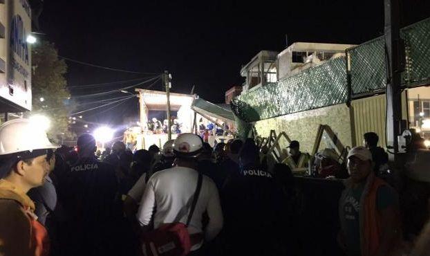 Sismo afecta más de 4.88 millones de hogares en Valle de México, Morelos, Oaxaca, Puebla, Guerrero y Tlaxcala