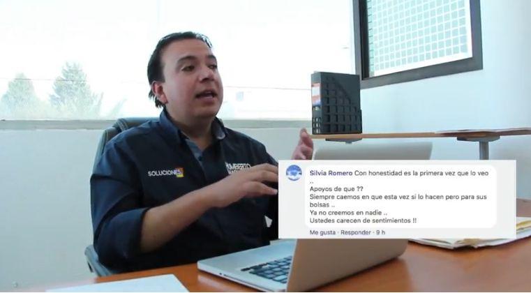 También en redes sociales, Humberto Macías es el candidato más cercano a los ciudadanos