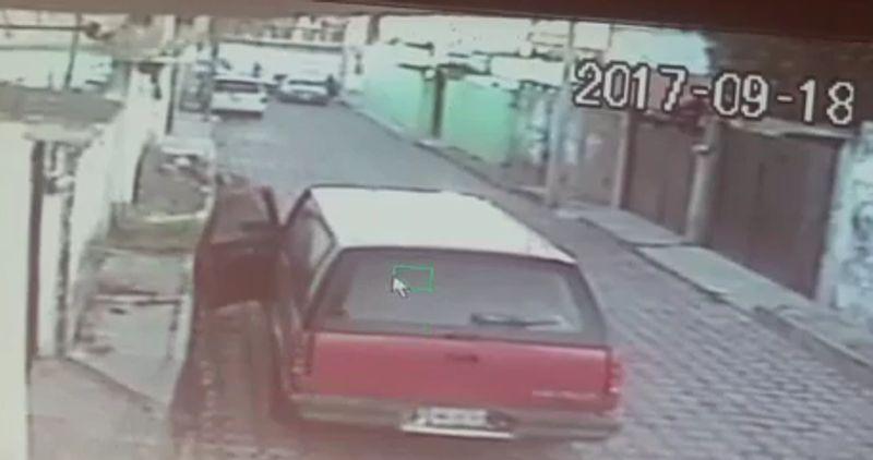 Graban secuestro de menor en Zacatelco