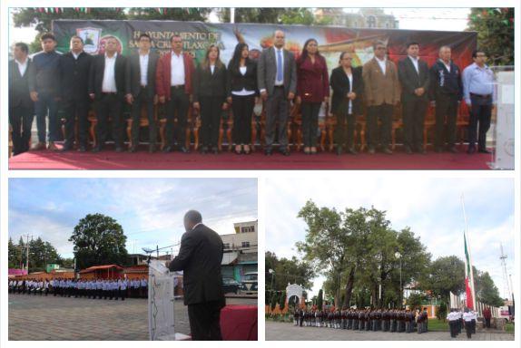 Santa Cruz conmemora 172 Aniversario de la Gesta Heroica de Niños Héroes en Chapultepec