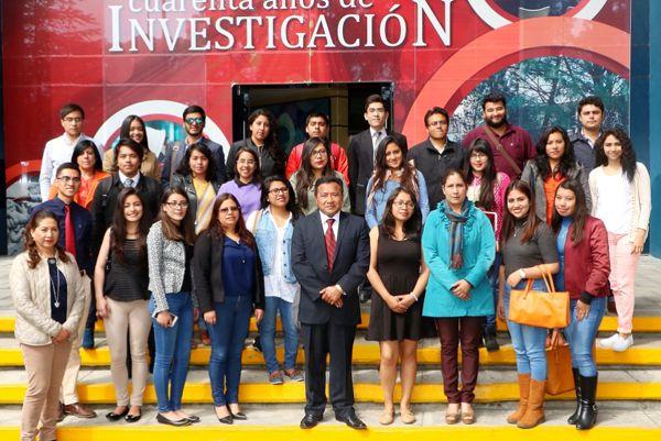 Exitosa participación de estudiantes de la UAT en movilidad nacional e internacional