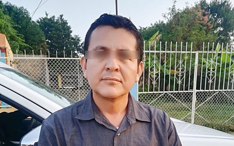 Detienen a presunto secuestrador tlaxcalteca en Oaxaca