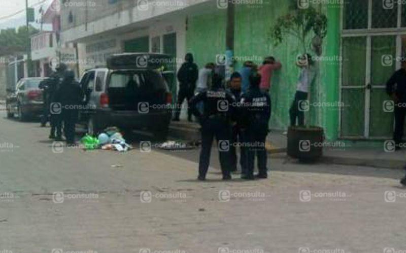 Policía municipal de SPM habría detenido una banda de roba coches