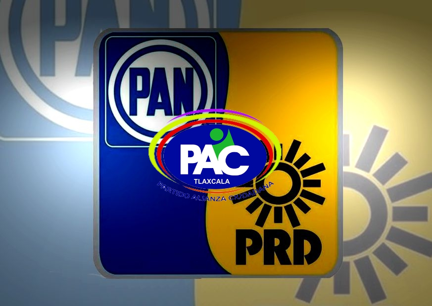 Hoy concretan convenio PAN- PRD- PAC; MC les hizo el fuchi