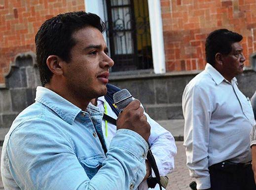 Designa el CEE del PRD a Luis Xavier Sánchez como encargado de la Secretaría de Jóvenes