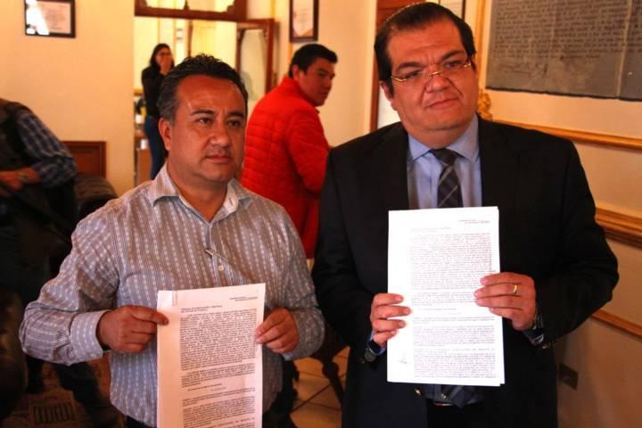 Ayuntamiento y sindicato 7 de mayo concretan jubilación