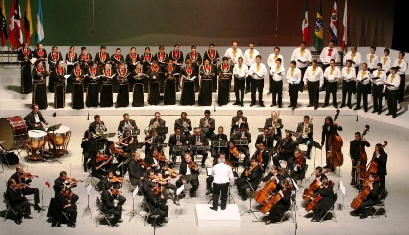 Sinfónica De Puebla y Coro Normalista en Tlaxcala Feria 2018