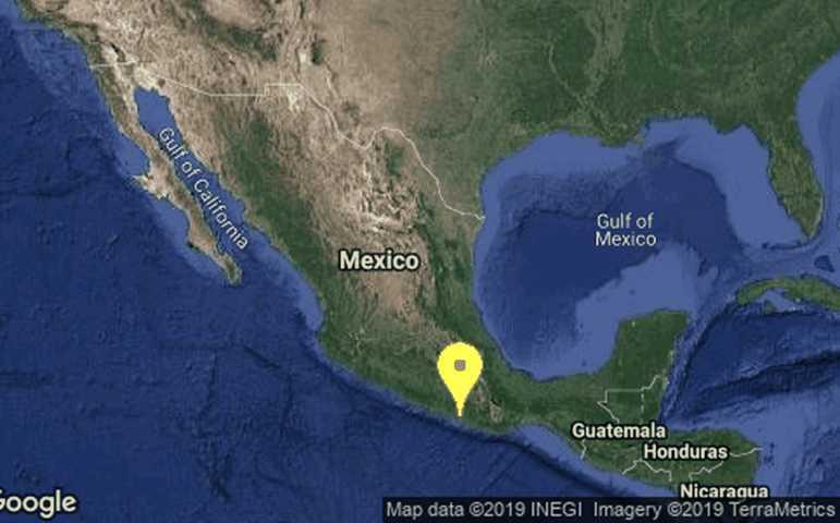Sismo de magnitud 4.7 con epicentro en Guerrero se siente en Tlaxcala