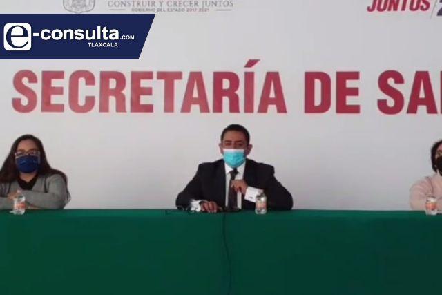 Estables los contagios de Covid en Tlaxcala; Anuncian nuevas brigadas