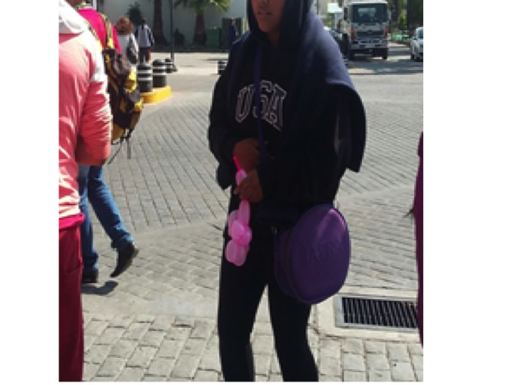 Localizan a mujer extraviada en Tetla de la Solidaridad