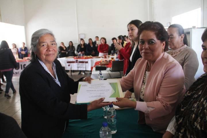 Culmina SMDIF de Tlaxcala Programa de Autoempleo 2018