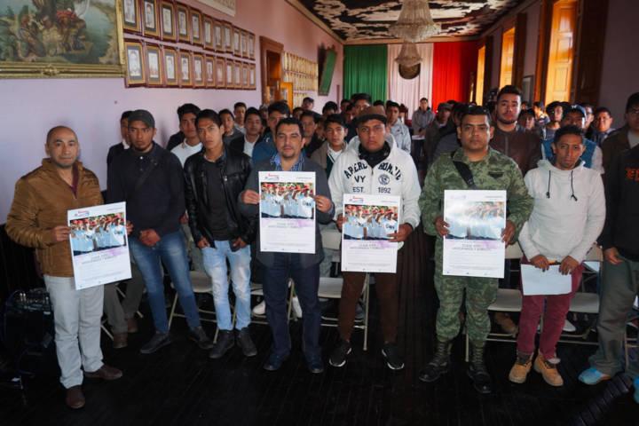 El 10 de octubre finaliza convocatoria del Servicio Militar Nacional: alcalde