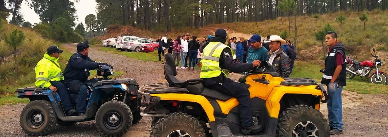 Los 6 centros de avistamiento recibieron más de 500 turistas en su 1er semana: JLMC