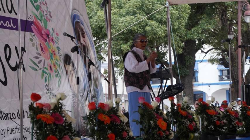 Ayuntamiento Municipal de SPM conmemora el Día Internacional de la Mujer