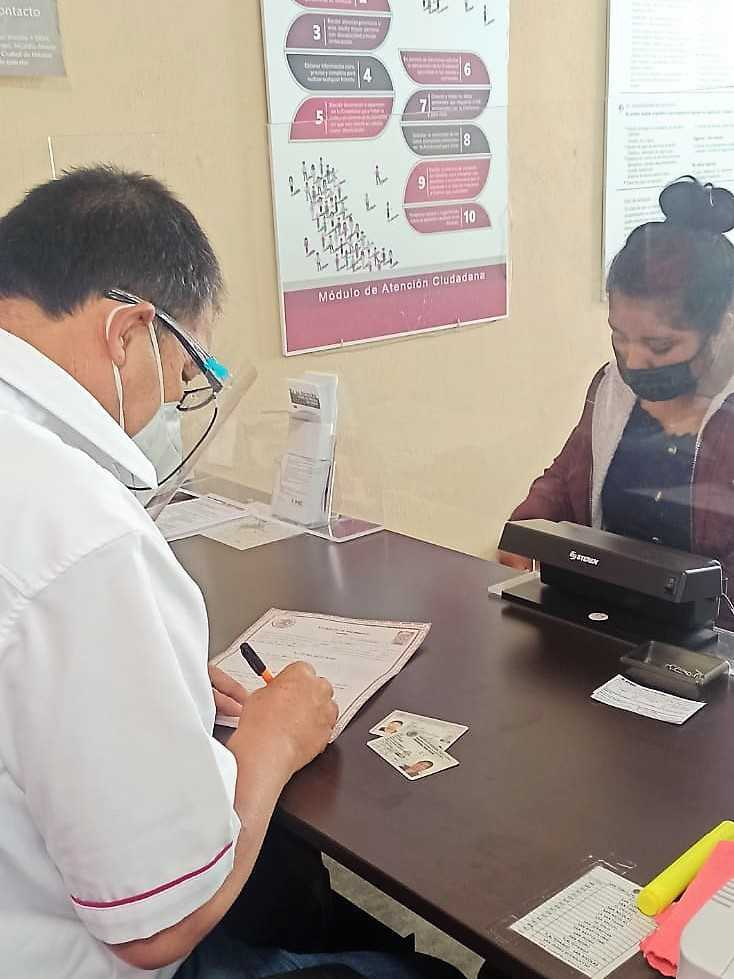 Jóvenes que cumplan 18 años al 1 de agosto, pueden obtener su credencial: INE Tlaxcala